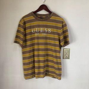 Guess Originals Barrel Wave Classic Striped Shirt